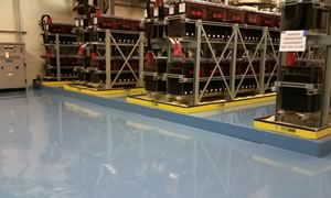 Specialized Coating Systems for commercial and warehouse flooring